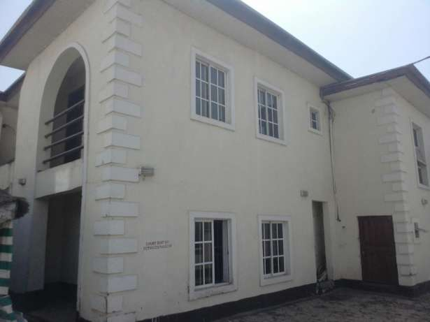 7 Bedroom Semi Detached duplex